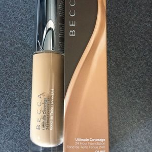 BECCA  OLIVE Ultimate Coverage 24 hour foundation